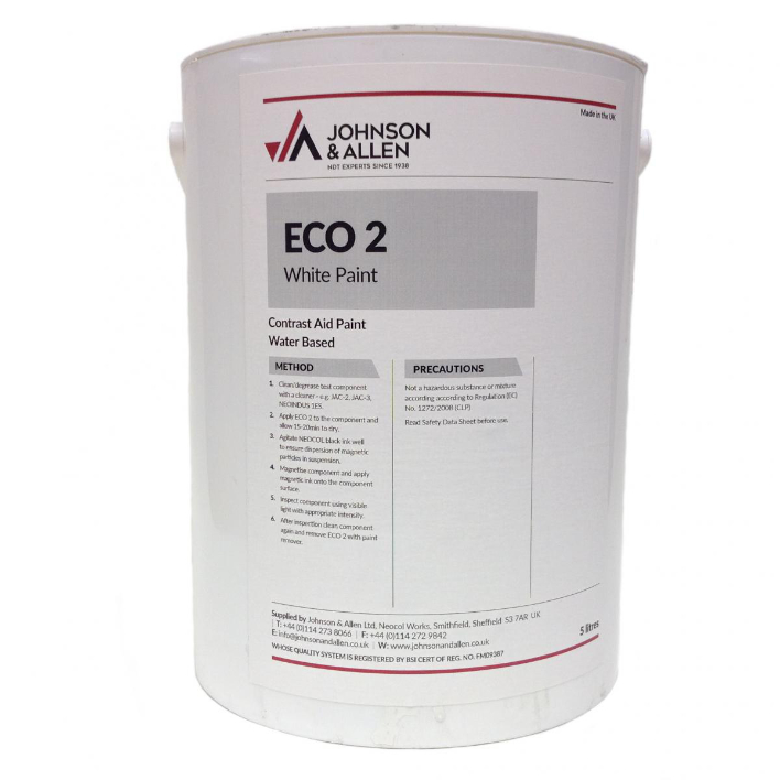 J&A ECO-2 White Contrast Paint
