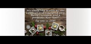 Christmas Message 2017