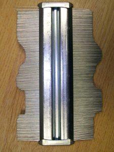Metal Contour Profile Gauge (GAU/0006)
