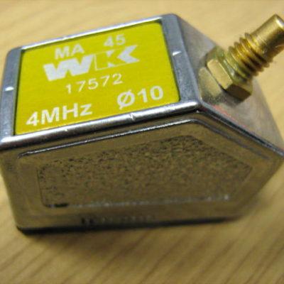 WK MA 45-4 Single 45° Probe (UTO/0011)