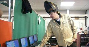 Chris, one of our calibration technicians