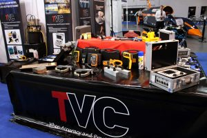 TVC Stand at BINDT MT2015
