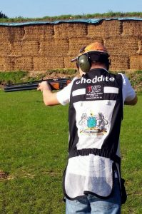 Charlie at the Inter Country Skeet in September 2015