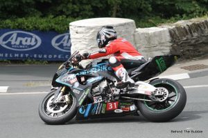 James Cowton at the IOMTT 2015