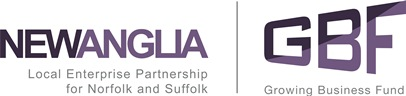 New Anglia & Growing Business Fund Logo