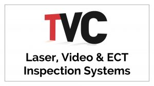 Laser, Video & ECT Inspection System