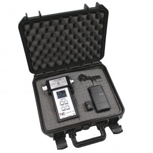 Gas Flow Meter 2 with Carry Case