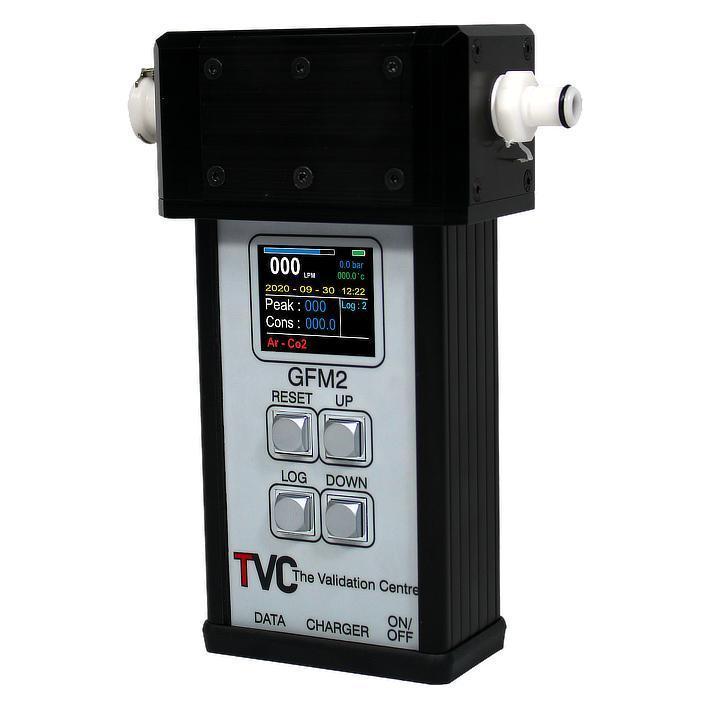 Gas Flow Meter & Monitors