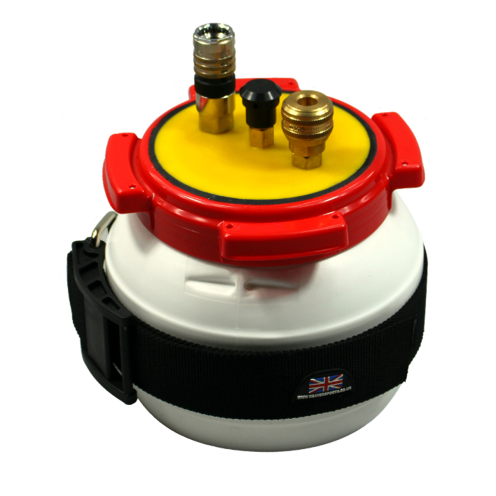 System 12 Subsea Ink Reservoir (Air Powered)