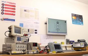 TVC's UKAS UT Calibration Desk
