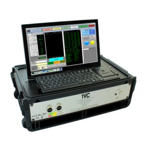 ALX III RS Monitor Keyboard