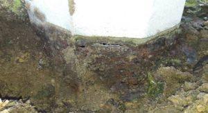 Corrosion Image A
