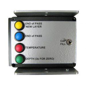 ALX III Wireless depth Gauge Controls