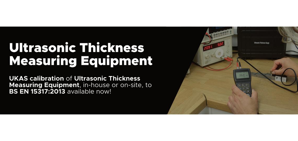 UKAS Thickness Meters